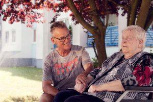 Nachbarschaftspflege Wittstock Wir nehmen uns Zeit, weil jeder Moment zählt